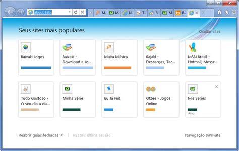 interne explorer 9 caixa de dicas explorer 9 todas as dicas do