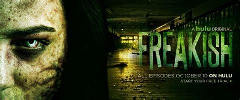 freakish tv show on hulu season two renewal canceled tv