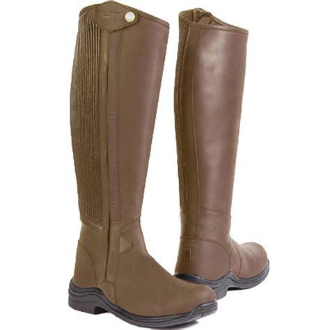toggi boots for toggi quest new yard stable zip leather