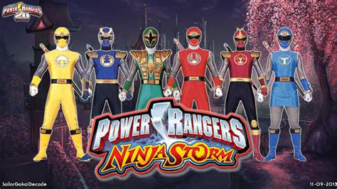 film ninja renjer power rangers ninja storm wp by jm511 on deviantart