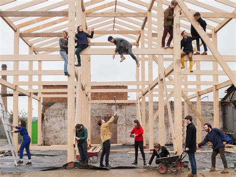 Home Design Architects by Assemble Becomes First Architecture Studio To Win Turner