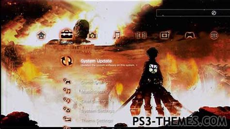 theme psp attack on titan ps3 themes 187 dynamic themes 187 page 4