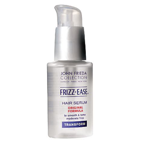 Serum Makeover frieda frizz ease serum hair instyle