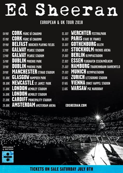ed sheeran concert 2017 ed sheeran tour 2018 fan italiani beffati occhio al