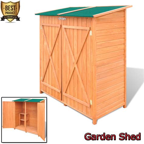 outdoor storage room wooden shed garden tool shed garden shed home patio