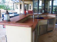 rivers edge kitchen and home design llc concrete countertops orlando florida concrete