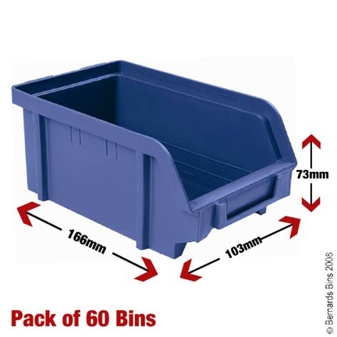Garage Storage Containers by Medium Plastic Parts Bins Boxes For Garage Storage Box Ebay