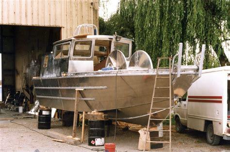 bowpicker boat j simpson ltd marine designers and consultants 28ft