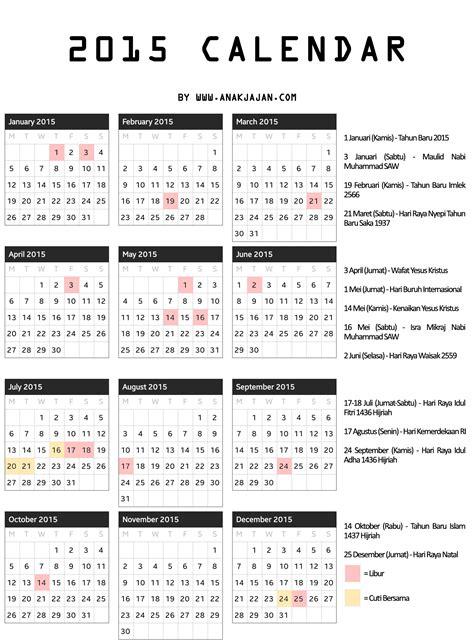 new year 2015 malaysia calendar 2015 calendar anakjajan