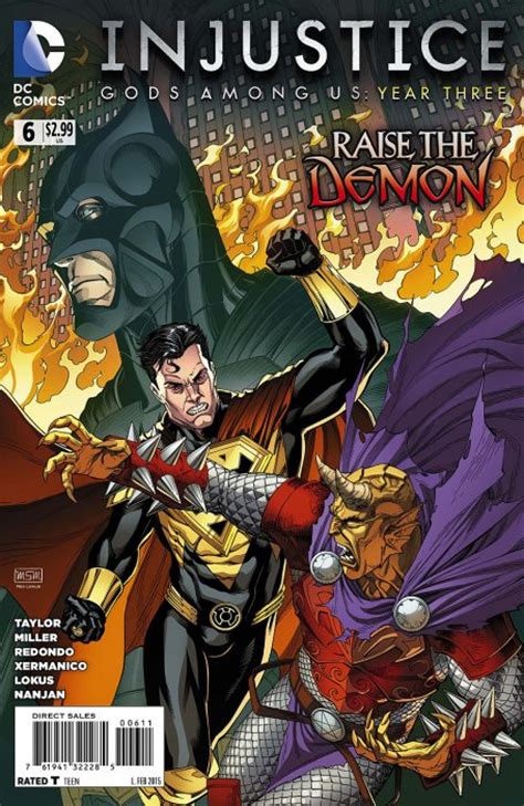 injustice gods among us year four vol 2 injustice gods among us year three 1 dc comics