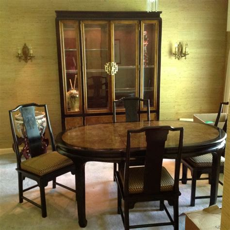 oriental dining room set dining room set century oriental flair gainesville 32605