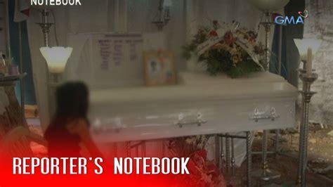 Reporters Notebook Sektor Bata by Reporter S Notebook Biktima Ng Hitman