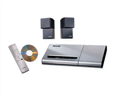 lifestyle   system bose product support