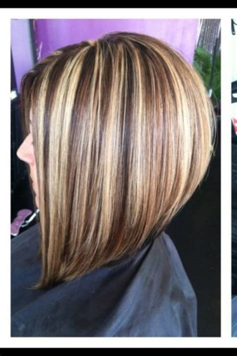 how to cut long hair to stacked a line for little girls long stacked bob haircut pictures regarding aspiration