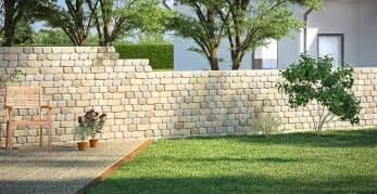mauer garten selber bauen gartenmauer ganz einfach selber bauen obi gartenplaner
