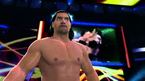 13 Great New To by 13 The Great Khali Entrance