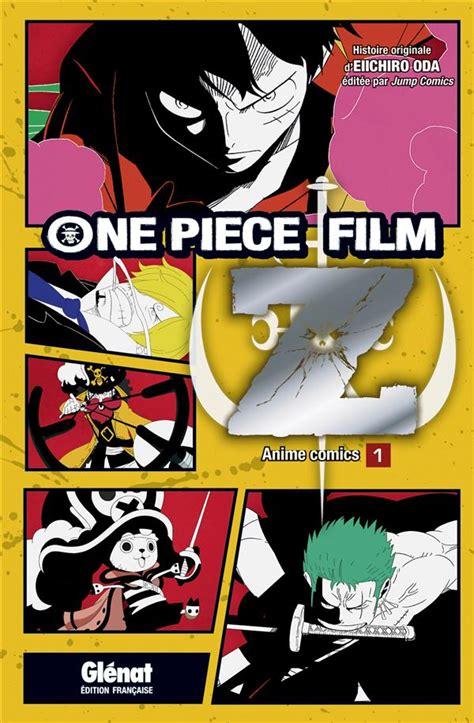 film one piece z fr one piece film z 1 233 dition simple gl 233 nat manga manga