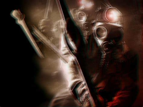 my horror my bloody 2009 horror wallpaper
