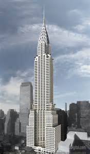 Chrysler Building Architect The Chrysler Building New York Ny Architectural