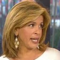 how to cut hoda kotb hairstyle pin by gail antwine on hair pinterest
