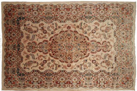 Rugs Wool by Kashan 11x16 Wool Rug 8702