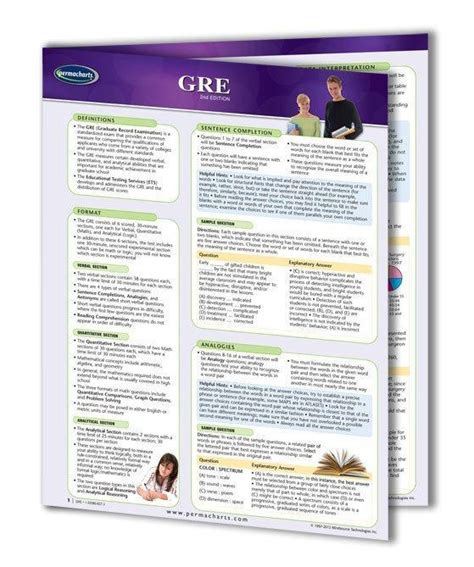 Babson Mba Gre Code by Graduate Record Examinations Gre Reference Guide