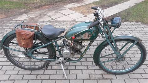 Sachs Motorrad 1939 by Prod 225 M Sachs Elfa 98ccm R V 1939 I Veteran Cz