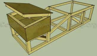building rabbit hutches plans free hutch building plans house design
