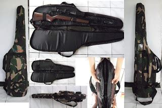 Tas Pancing Gendong toko senapan angin tas senapan angin busa tebal model terbaru