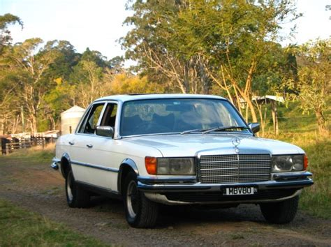 Mercedes 450 Sel by 1976 Mercedes 450 Sel Intowcepted Shannons Club