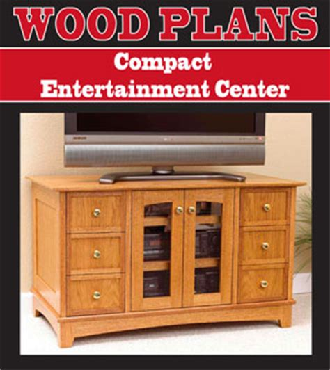wood plans entertainment center  woodworking