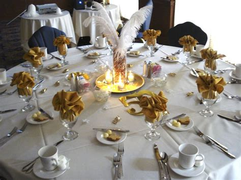 50th wedding anniversary table decorations 17 best images about 50th wedding anniversary ideas on