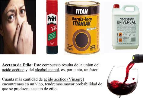 casas rurales alto coo urbina vinos blog acetato de etilo olor a pegamento