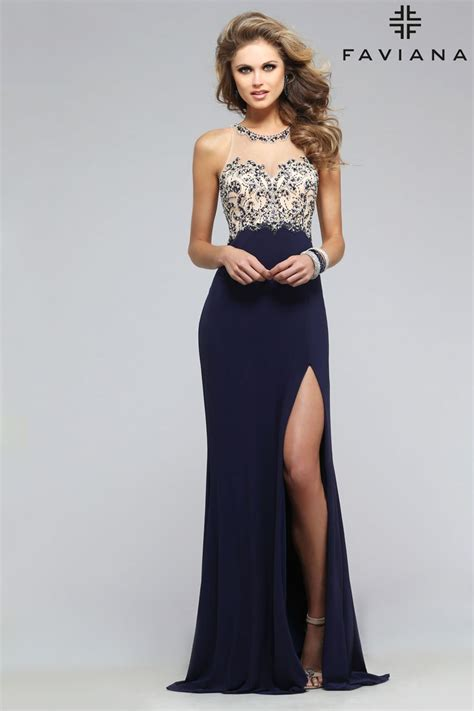 dresses by faviana s7810 prom dress prom gown s7810