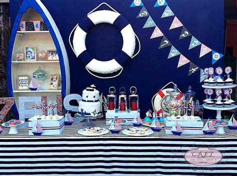 nautical birthday theme nautical themed birthday favors birthdays