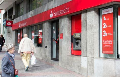 banco santander noticias banco santander recortar 225 la plantilla un 5 habr 225 hasta