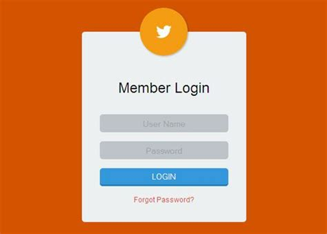 login form template html css remarkable html css login form templates free