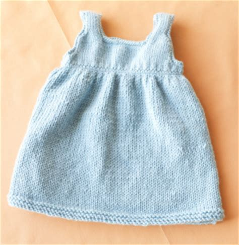 baby dress free knitting pattern knitting projects knitted baby sweater dress