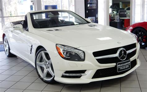 2013 mercedes sl550 for sale used 2013 mercedes sl class sl550 cabriolet