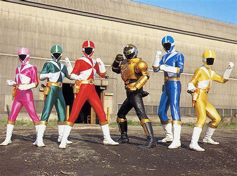 Rhs Figure Sentai Series Gokai Ranger Blue Original image gogo v with sieg jpg rangerwiki fandom powered