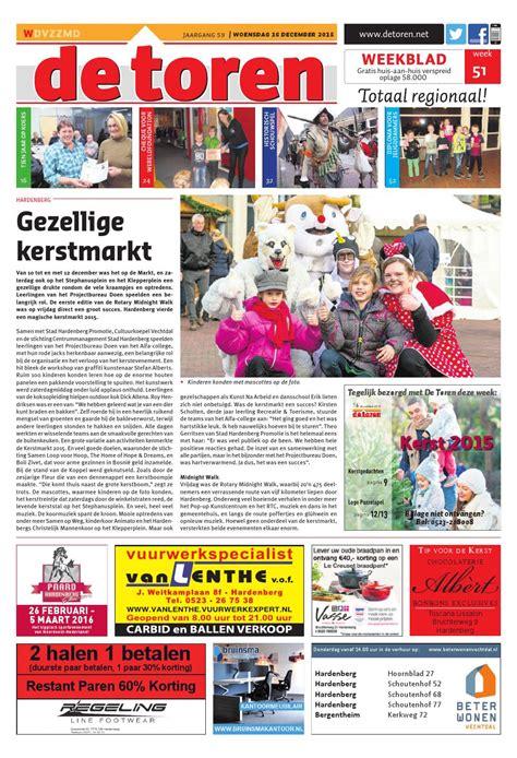 De Toren Week 49 2015 By Weekblad De Toren Issuu by De Toren Week 51 2015 By Weekblad De Toren Issuu