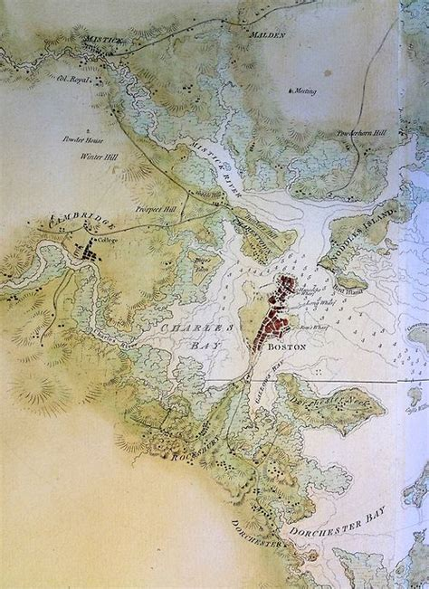 boston map 1776 156 best images about newfoundland banks dory on
