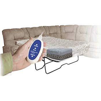air ultra air coil sofa bed mattress with integrated air controls