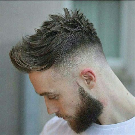 haircuts that go with beards best 25 mens hairstyles with beard ideas on pinterest