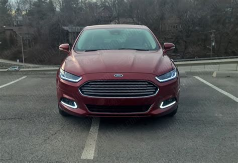 ford fusion 2017 hazard lights drive bright fusion mondeo drl kit fog light package