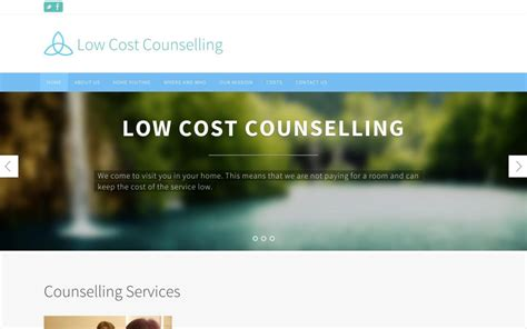 Low Cost Mba Programs In Uk by Low Cost Counselling 365 Website Design