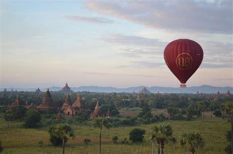 Tiny Plains review balloons over bagan hot air balloon ride