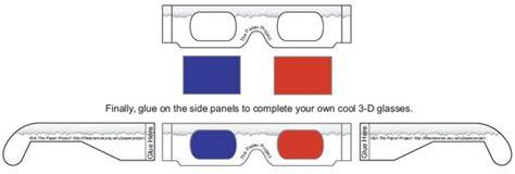 Dijamin Kacamata 3d Glasses Kacamata 3 Dimensi 2 cara membuat kacamata 3 dimensi pusat gratis
