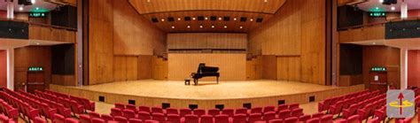 hong kong city hall hiring facilities concert hall