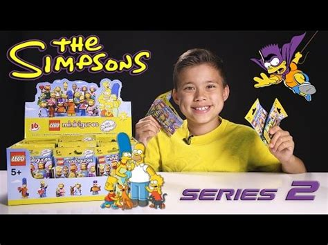 Kaos The Simpsons Original Gildan Theatre skylanders trap team happy meal toys complete collection guest starring lego minifigures